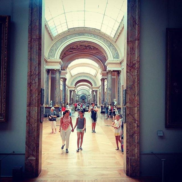#paris #louvre #travel
